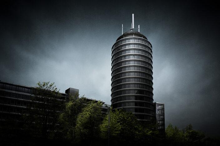 Künstlerische Fine-Art-Architektur-Fotografie vom Baureferat in München